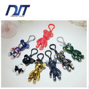Key Ring Gifts Keychain OEM Bear Key Chain for Promotion Gifts