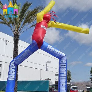Inflatable Advertising Balloon Model Air Puppet Sky Dancing Tube Man pictures & photos