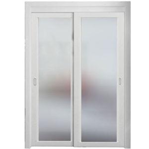 Double Doors Glass Sliding Door MSTY01 China Door Sliding Door