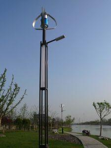 Wind Solar Hybrid Power System for Park, Garden, Factory, School, Hotel, Parking Lot, Low Price of LED Light