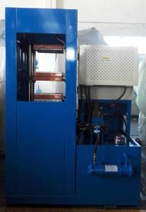 100ton Rubber Molding Machine for Rubber Silicone Products (KS100HS) pictures & photos