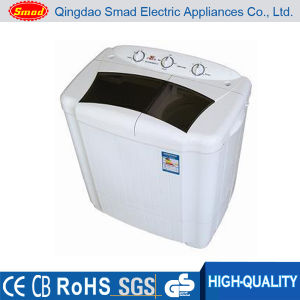 Semi Automatic Double Tub Top Loading Washing Machine pictures & photos