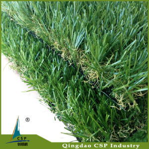 Natural Look Green Landscape Artificial Grass Turf pictures & photos