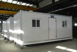 Prefab Container Home Prefabricated Container House pictures & photos