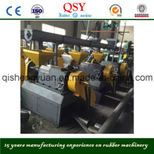 Fine Rubber Grinding Machine for Waste Tyre Recycling Line pictures & photos