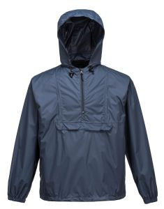 Black Polyester Pongee Rainwear Export to Europe pictures & photos