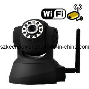 WiFi Household H. 264 IP Camera 2.0MP Pixel IR Cut (IPC002) pictures & photos