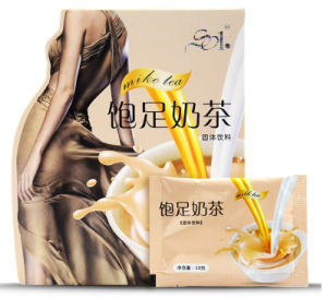 OEM Accepted Free Factory Tour Slimming Health Management Milk Tea pictures & photos