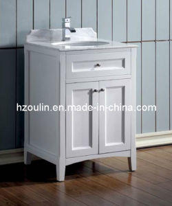Modern Wooden Bathroom Vanity (BA-1115) pictures & photos