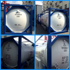Sefic High Quality LNG Tank Container (SEFIC-T75) pictures & photos