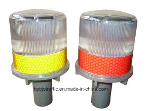 Traffic Safety Flashing Warning Lamp for Road Construction Pjwl205