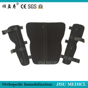 Removable Tri-Panel Knee Immobiliser pictures & photos