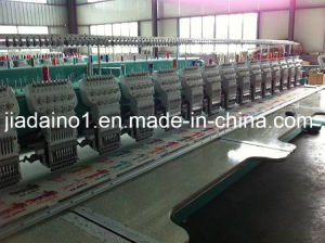 915 Flat Embroidery Machine pictures & photos
