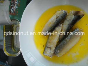 Canned Sardine in 100% Oil pictures & photos