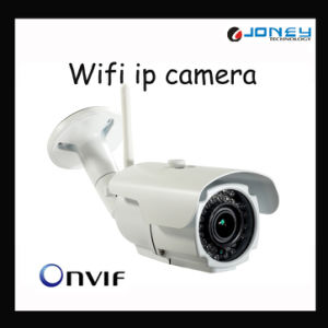 WiFi Varifocal IP Bullet Camera with H2.64 and Mpjfg Dual Compression pictures & photos