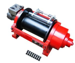 Recovery Hydraulic Winch for Pulling (1-40ton) pictures & photos