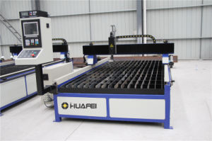 Plasma Plate Cutting Machine with Ce Quality pictures & photos