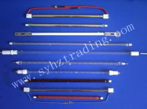 Acid-Resisting and Corrosion-Resisting Carbon Infrared Quartz Heater