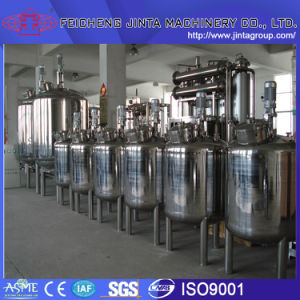 High Quality Stainless Steel Pressure Vessel Made in China 2015 pictures & photos
