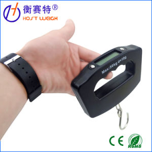 50kg Hanging Strap Portable Fishing Electronic Luggage Scale pictures & photos