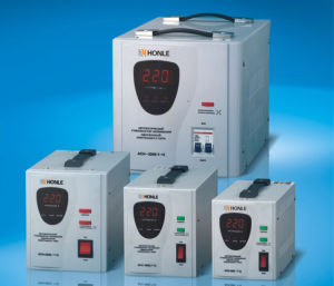 Relay Type Single Phase Voltage Stabilizer (ACH) pictures & photos