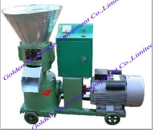 Popular Flat Die Wood Feed Pellet Mill Pellet Machine pictures & photos