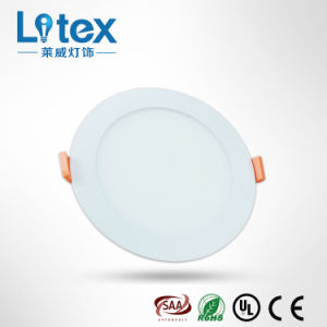 Aluminium 24W Panel Light for Indoor-Decoration with TUV (LX078/24W)
