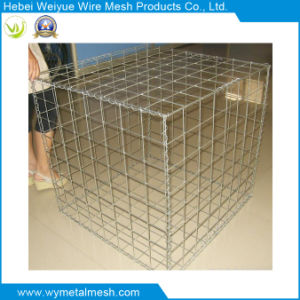 Retaining Wall Welded Wire Mesh Gabion Box pictures & photos