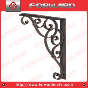 Double Scroll Shelf Bracket Traditional-Home-Decor pictures & photos