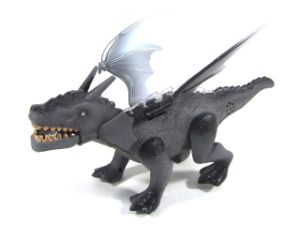 Plastic B/O Dinosaur with Light and Action (10214972) pictures & photos
