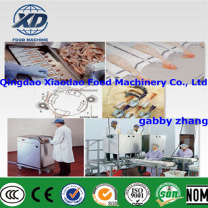 Shrimp Peeling and Deveining Machine pictures & photos
