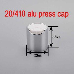 20/410 Alu/Plastic Screw Pump Shampoo Bottle Cap/Press Top Cap pictures & photos