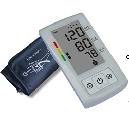High Quality Blood Pressure Monitor with 4.1 Inch LCD pictures & photos