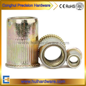 Color Zinc Plated Small Countersunk Head Riveted Nuts pictures & photos