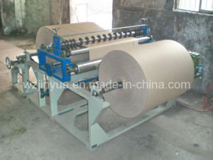 JY-PT1200 Paper Slitter Rewinder Machine