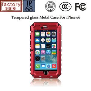 Metalic Waterproof Case for iPhone 6