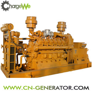 CE Approved Electric Motor Gas Engine Generator Biogas Generating Set pictures & photos