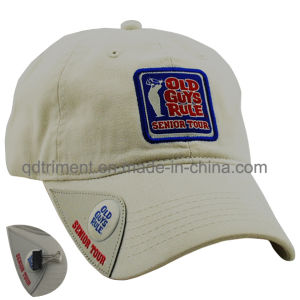 Attached Magnets Button Cotton Twill Leisure Baseball Cap (TMB9130-1) pictures & photos