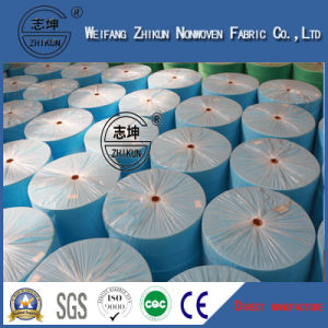 SMS Spunlace Non Woven Fabric for Medical Use pictures & photos