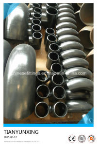A234 Wpb Seamless Carbon Steel Pipe Butt Welding Elbow pictures & photos