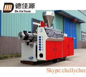 PE Pipe Extruder Plastic Machine of Sjz65/132