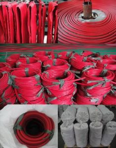 Reinforced Synthetic Red Rubber Air Hose pictures & photos