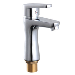 2015 Brass New Style Single Lever Basin Faucet (BM91203) pictures & photos