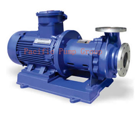 Magnetic Drive Pump with Explorde-Proof Motor