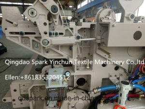 2 or 4 Color High Speed Air Jet Loom with Cam or Dobby Shedding Textile Weaving Machinery pictures & photos