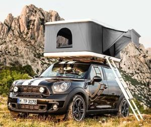 SUV Camping Tent Fiberglass Camping Hard Shell Car Roof Top Tent pictures & photos