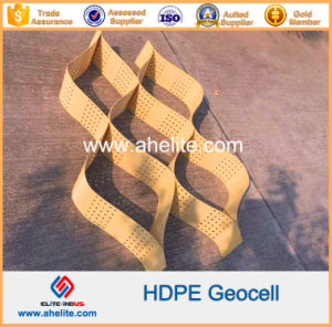 Plastic HDPE Geocell Geoweb with CE Certificate pictures & photos