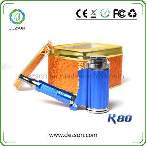 2014 New Generation E Cigarette Epipe Mod with Unique Design Foldable Epipe E-Cig R80 Mod