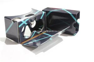 Black Google Cardboard Vr 3D Glasses Virtual Reality