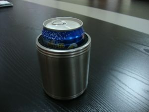 High Quality Double-Walled Bottle Cooler pictures & photos